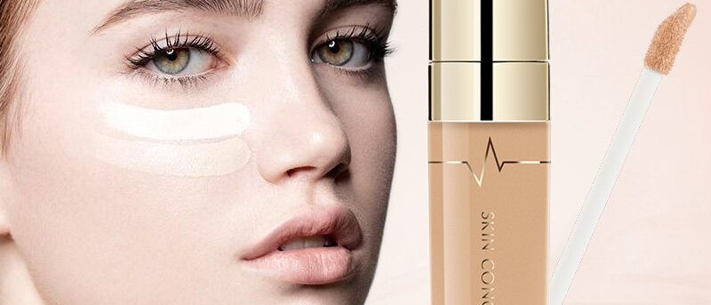 21Colors Concealer Liquid Rewind Beauty Up Eye Dark Circles Primer