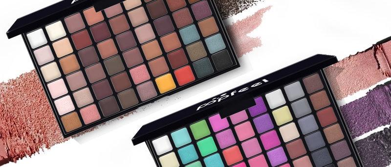 54 Color Shining Eyeshadow Palette