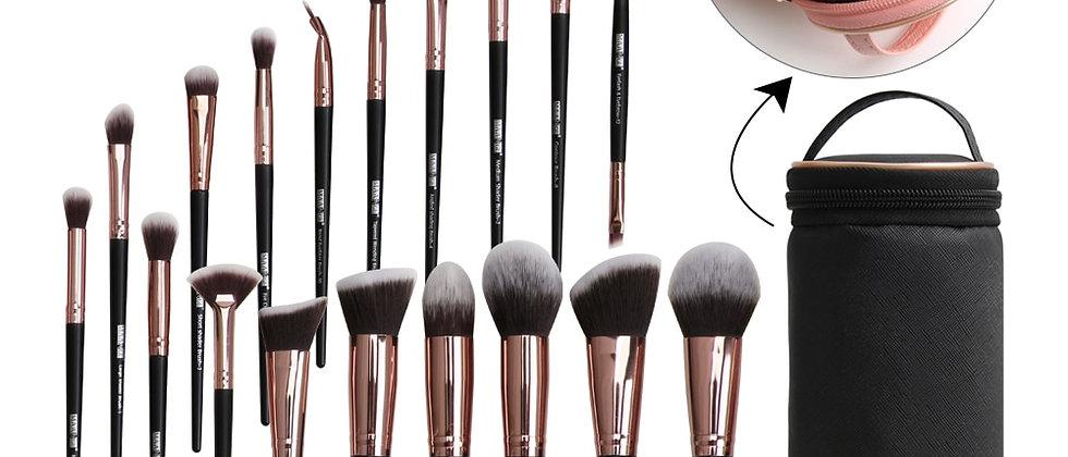 MAANGE Professional 6pcs-20pcs Makeup Brushes Set