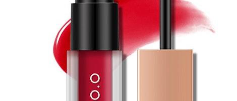 2 in 1 Lip Gloss + Liquid Blusher Double Effect
