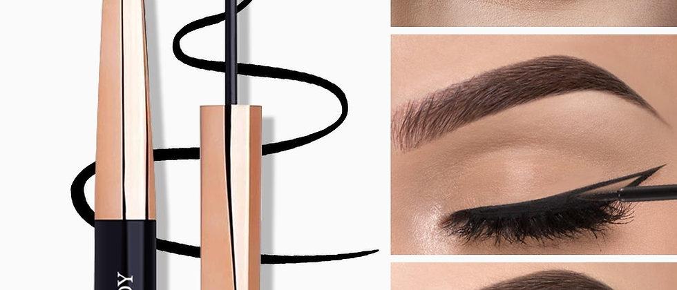 Liquid Eyeliner Pencil Waterproof Black Eye Liner Quick Dry
