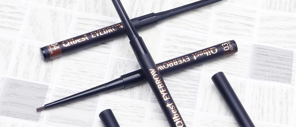 5 Colors Waterproof Eyebrow Pen