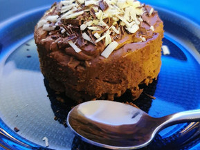 Recette facile du Royal chocolat ou Trianon Tupperware