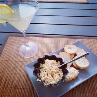 Daiquiri et rillettes de surimi.jpg