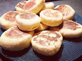 Muffins anglais au Companion de Moulinex