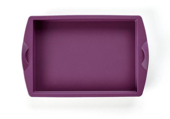 moule rectangle Tupperware, silicone