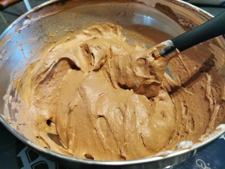 Chantilly au chocolat