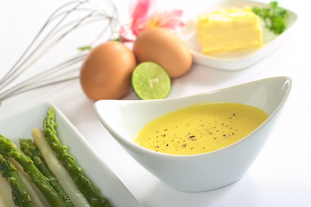 Sauce Hollandaise Tupperware