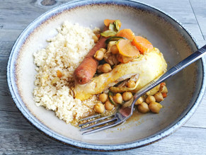 Couscous express au micro minute Tupperware