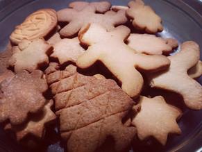 Biscuits de Noël traditionnels à la cannelle