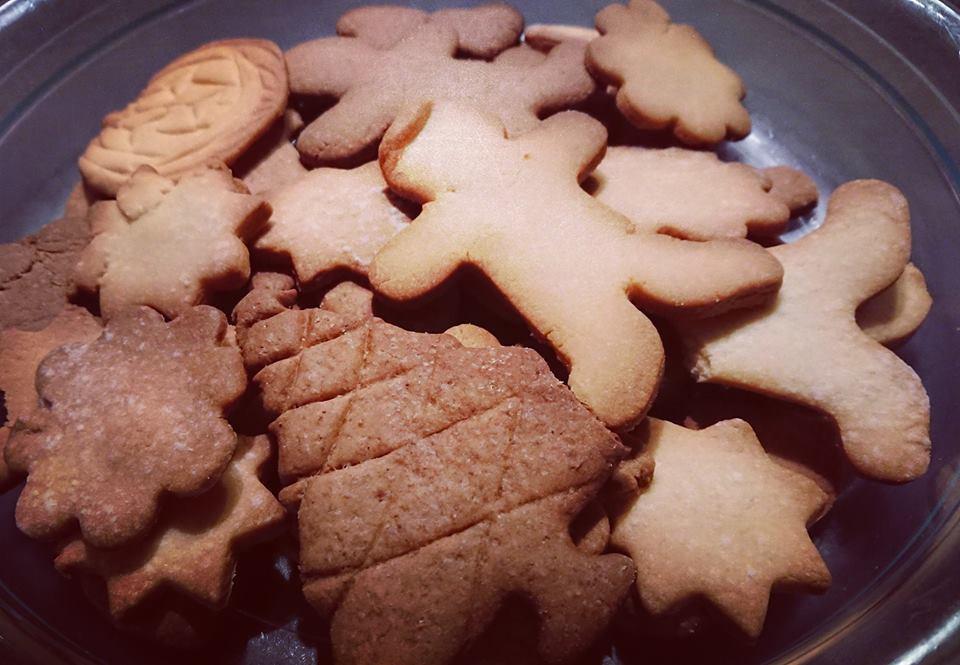 recette des biscuits traditionnels de Noël à la cannelle
