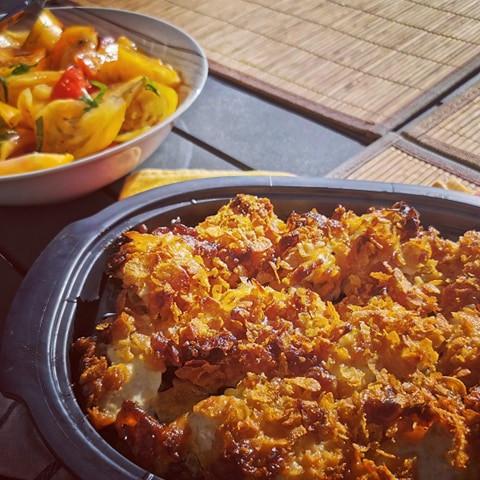Brochettes poulet asistiques plancha ultra pro Tupperware