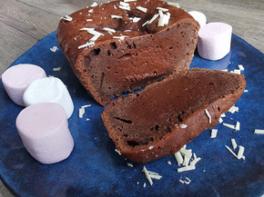 Terrine chocolat noir Chamallows dans la terrine ultra pro 500 ml Tupperware