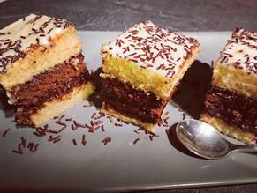 Recette du célèbre gâteau Napolitain Lu avec Tupperware