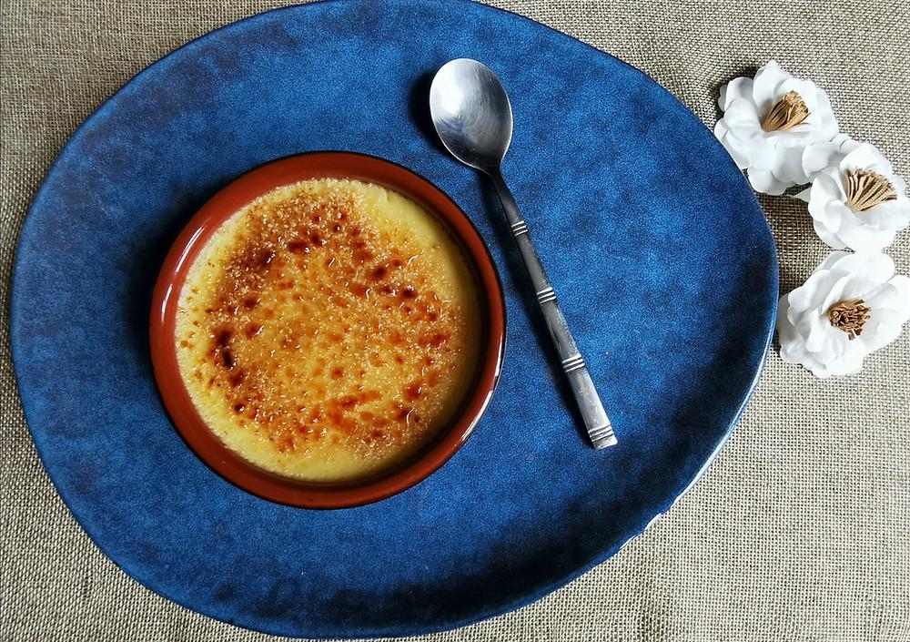 Creme brulee à la vanille au Speedy chef Tupperware, recette inratable et gourmande