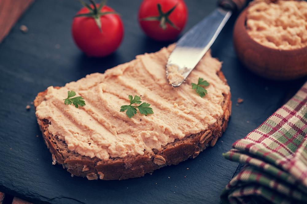 Mousse de saumon Tupperware