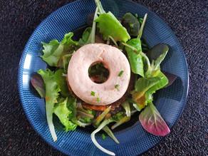 Hoops saumon sans gluten, recette Tupperware