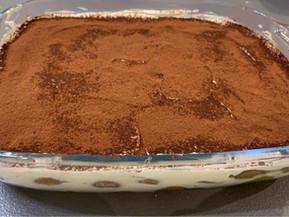 Recette facile du Tiramisu café (sans alcool) au speedy chef Tupperware