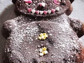 Recette bonhomme de neige fondant au chocolat Tupperware