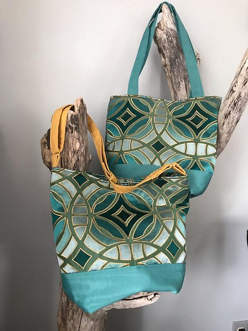 Stained Glass Totes