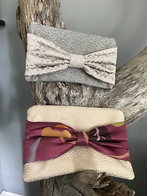 Special Occasion Bow Clutch