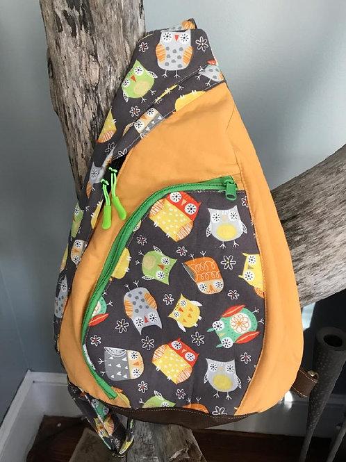 Owl Sling Backpack