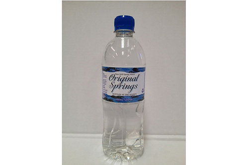 Spring Water 12x1.5L