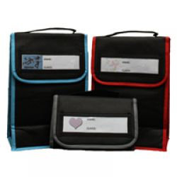 Insulated Lunch Wallet