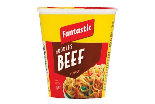 Cup Noodles Beef 12x70gm