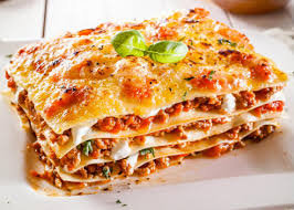 Lasagne for 1