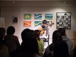 TONES Live 2020 春@蔵前Gallery Kissa