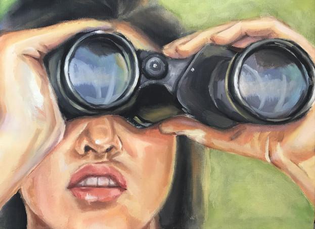 Binoculars, 2021