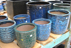 round bottom pots
