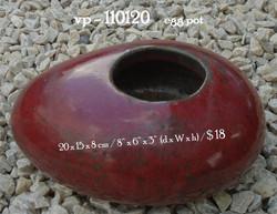 vp - 110120     egg pot