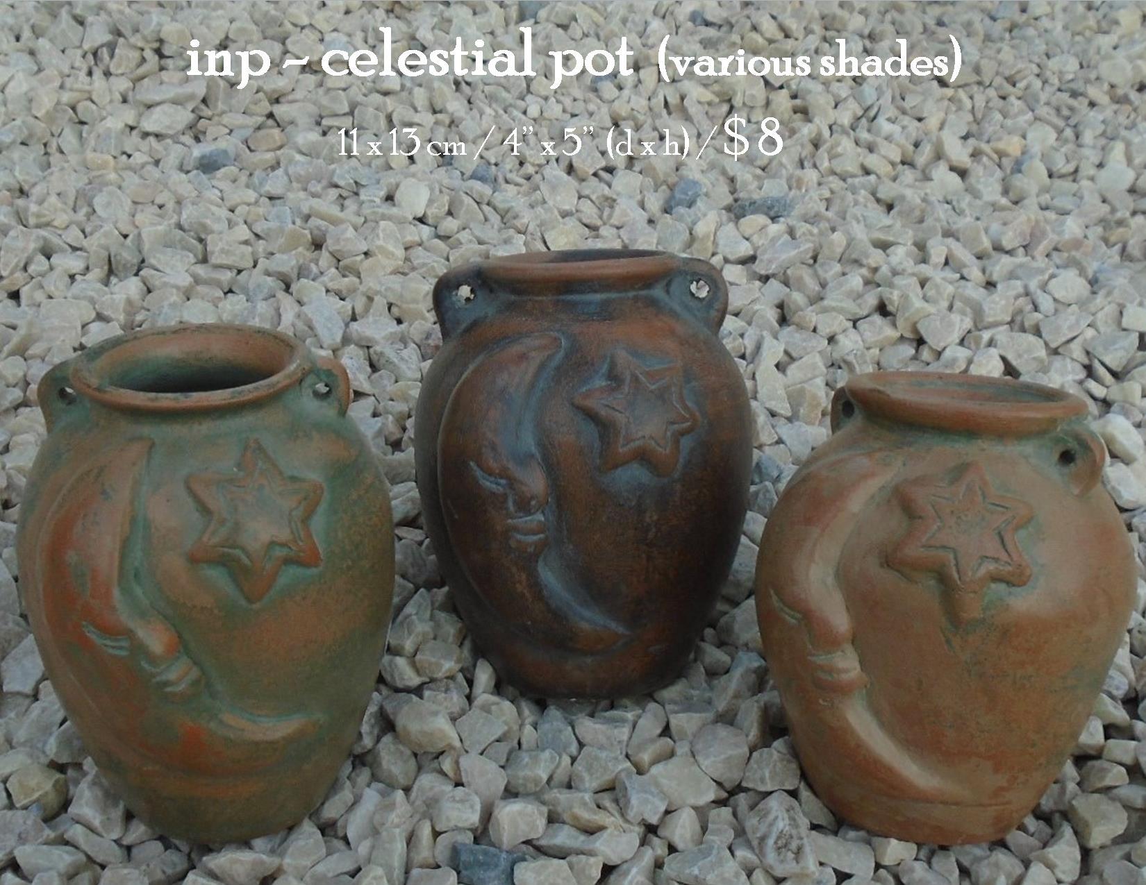inp - celestial pot