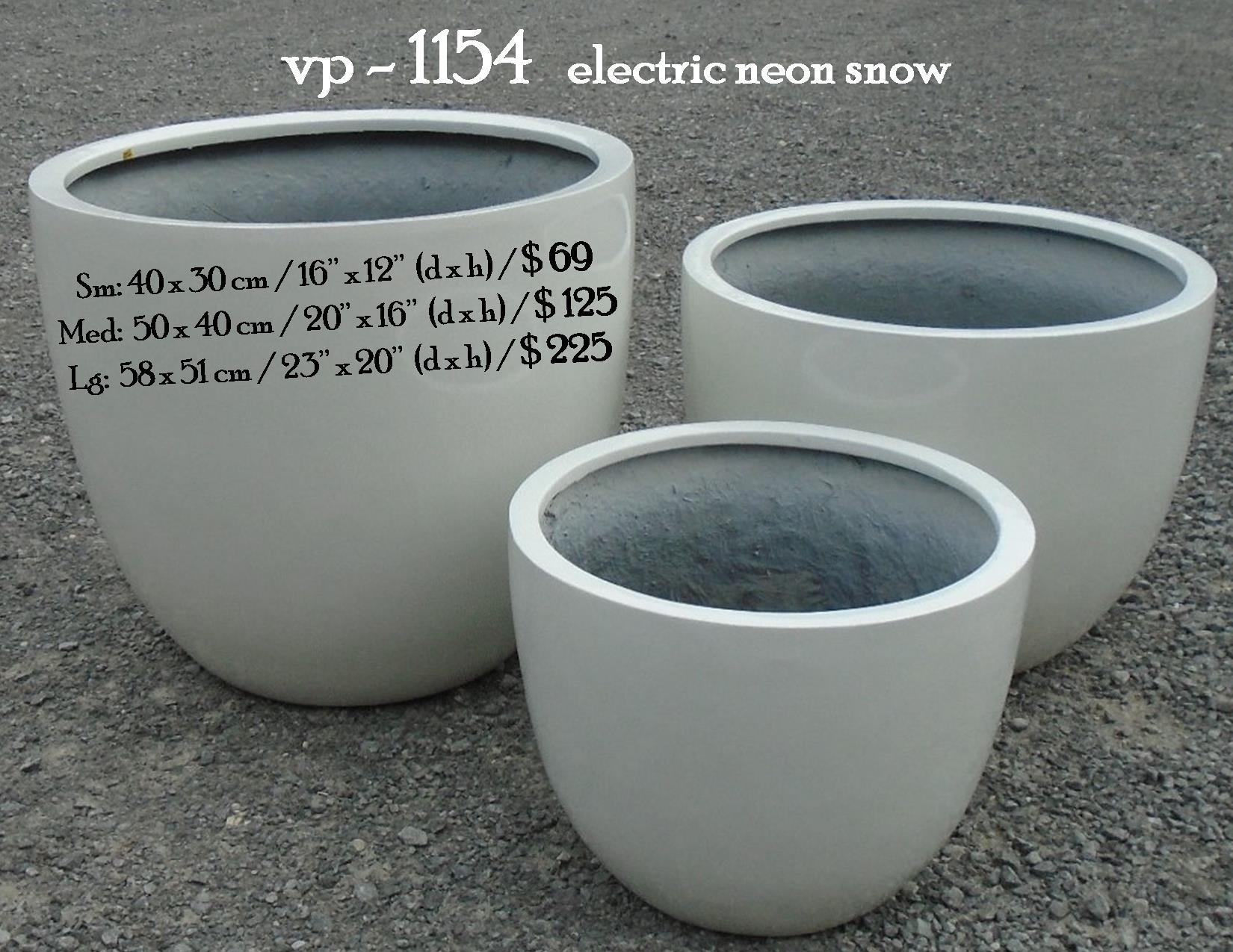 vp - 1154   electric neon snow