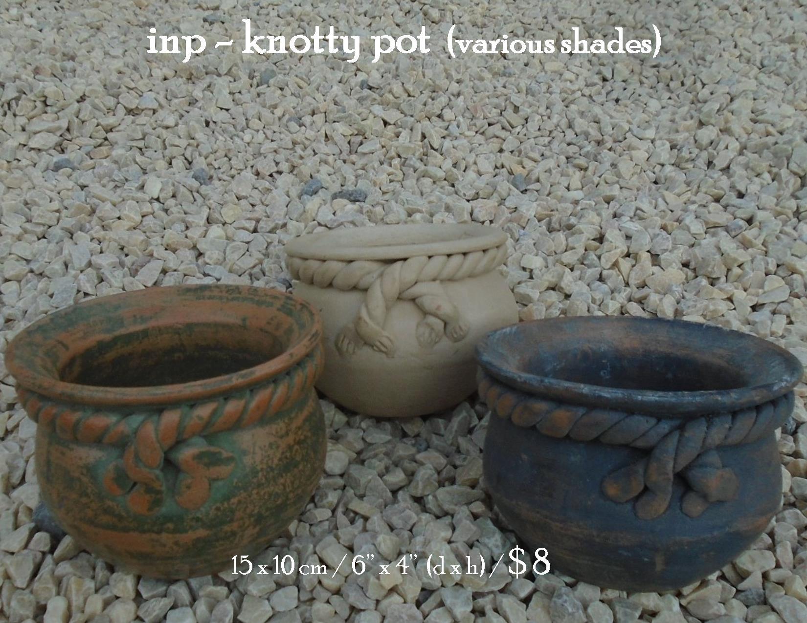 inp - knotty pot