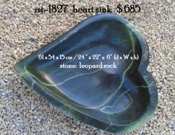 zst-1827   heart sink