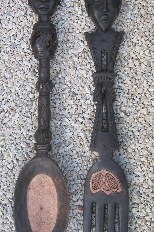 GHWS-33 fork & spoon pair