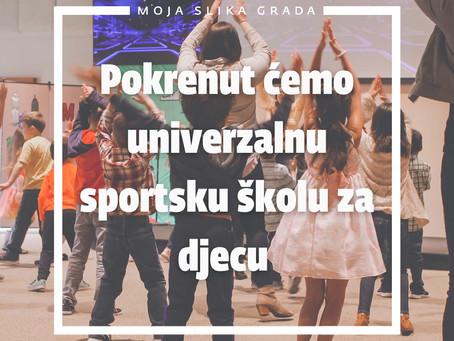 Univerzalna sportska škola
