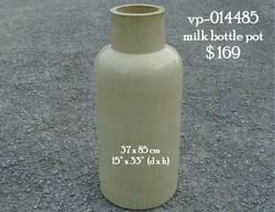 vp-014485   milk bottle pot