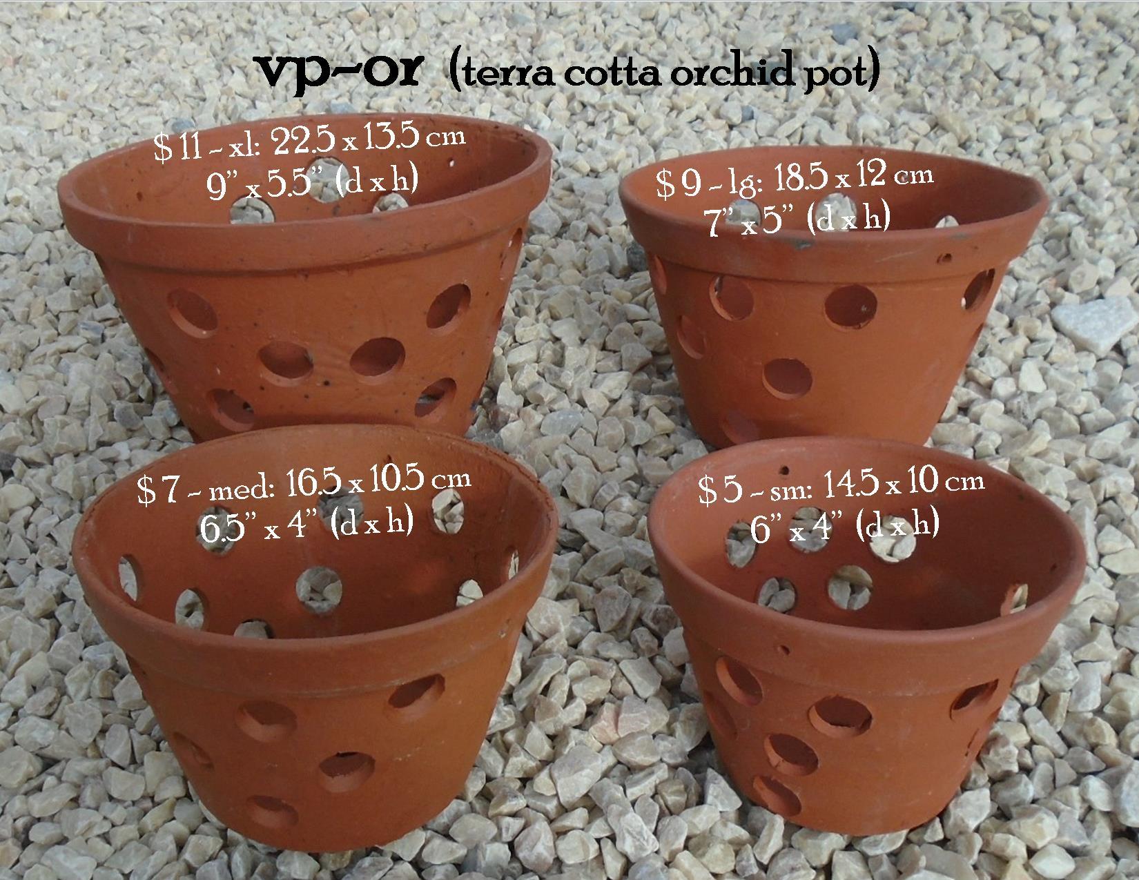 vp-or  (terra cotta orchid pot)