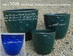 vp - 5328   bricks pot
