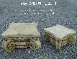 chp-58008     pedestal
