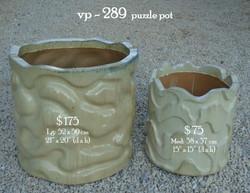 vp - 289  puzzle pot