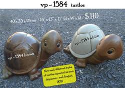 vp - 1584   turtles