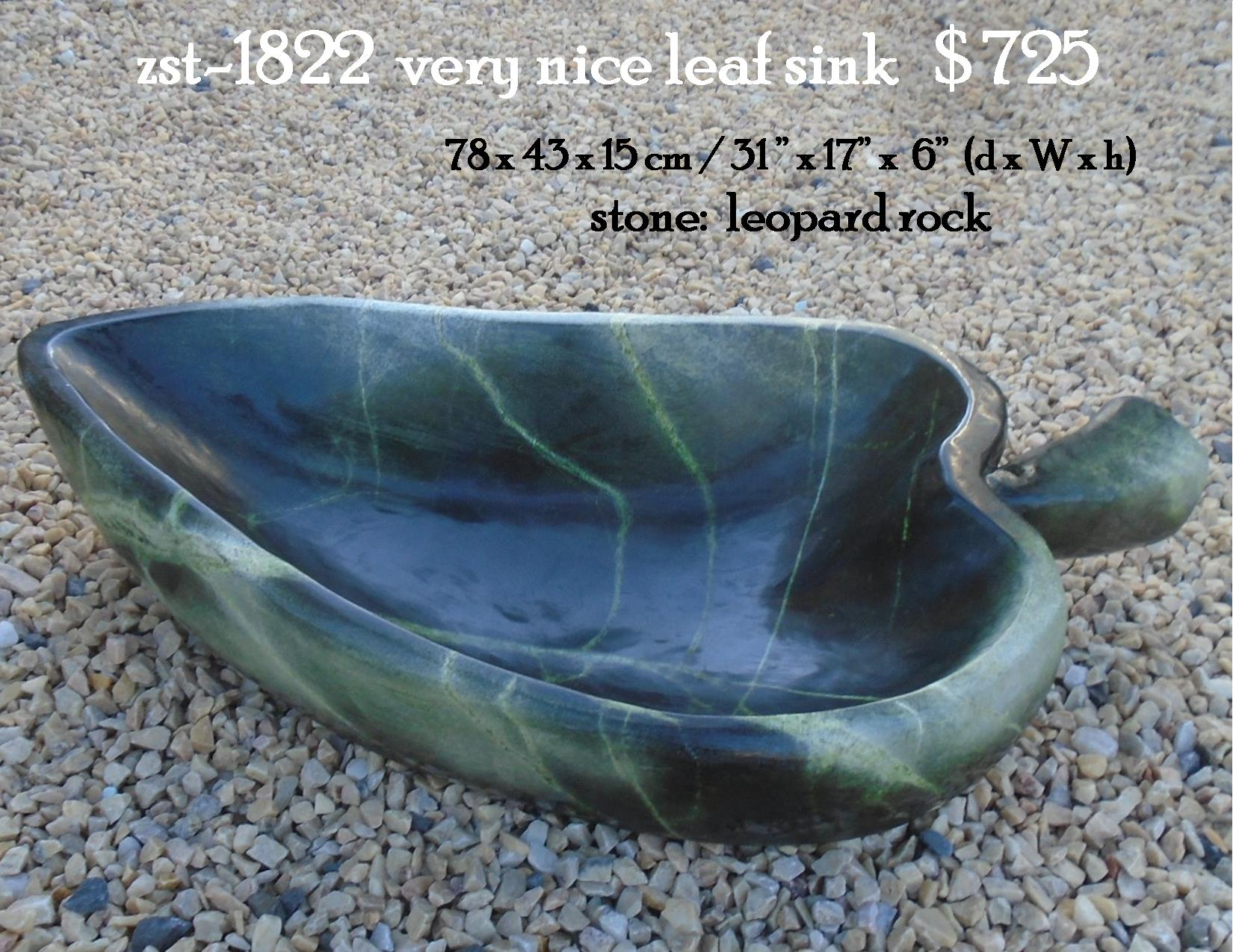 zst-1822  very nice leaf sink