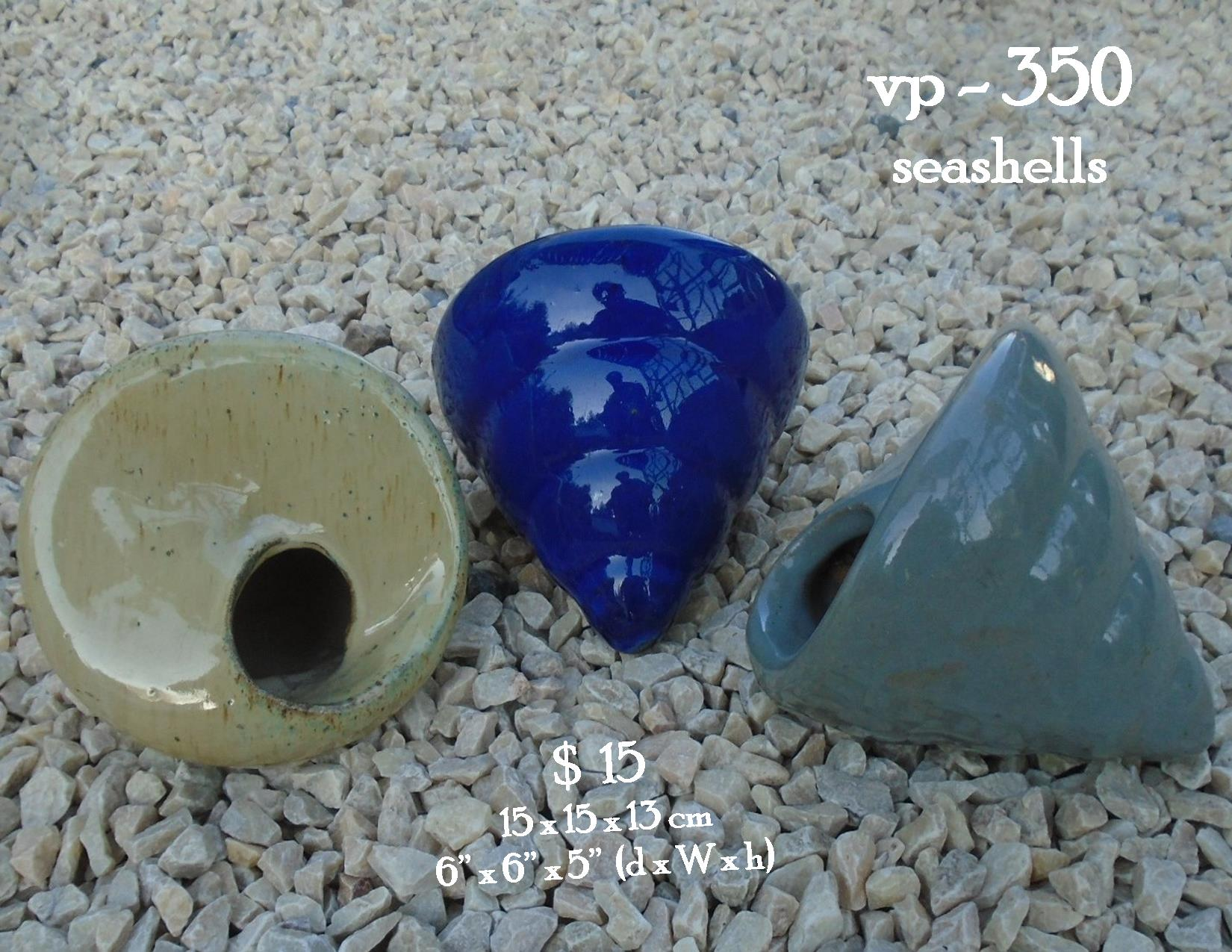 vp - 350   seashells