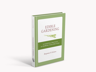 Edible Gardening handbook Release!