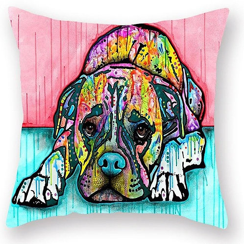Mastiff Pillow Case